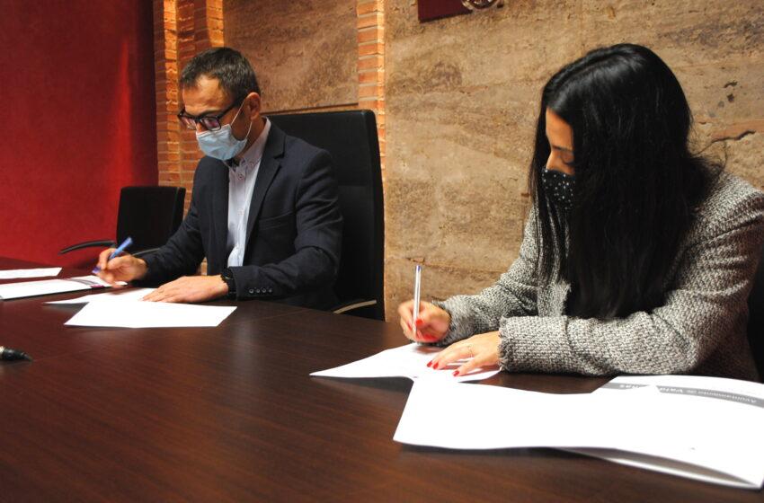 Valdepeñas se anota un sello de calidad en el deporte mediante un acuerdo con el COLEF