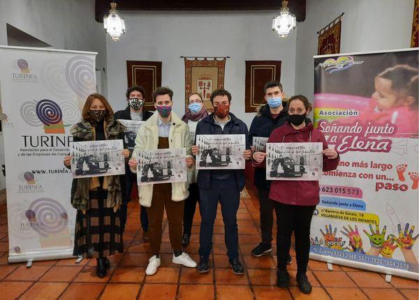 La Concejalía de Turismo y TURINFA presentan el Calendario Solidario 2021 de Villanueva de los Infantes