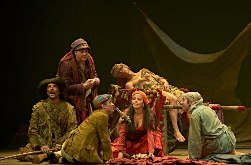 La ácida 'Divinas Palabras' de Valle-Inclán, el viernes 11 en el Teatro de Valdepeñas