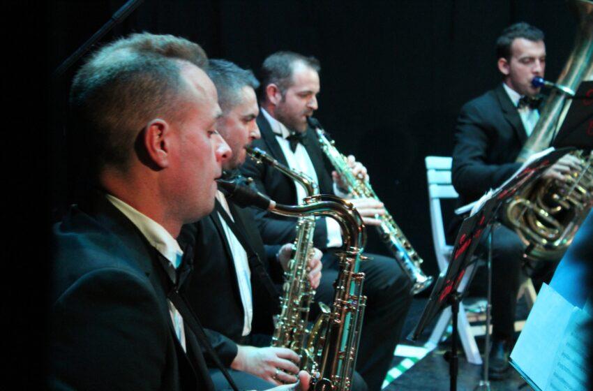 Ensemble Carinfa trae a Villanueva de los Infantes jazz y soul con un toque navideño