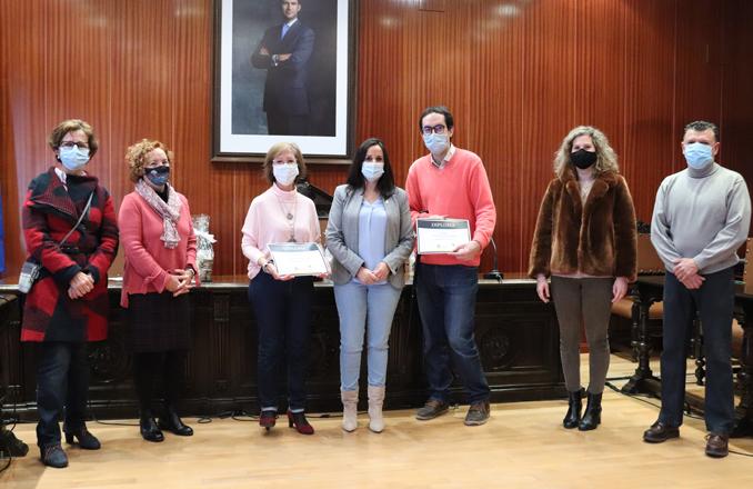 'Ajuste de cuentos' de Jorge Fernández-Bermejo gana el I Concurso de Relato Breve 'María Francisca Díaz-Carralero' de Manzanares