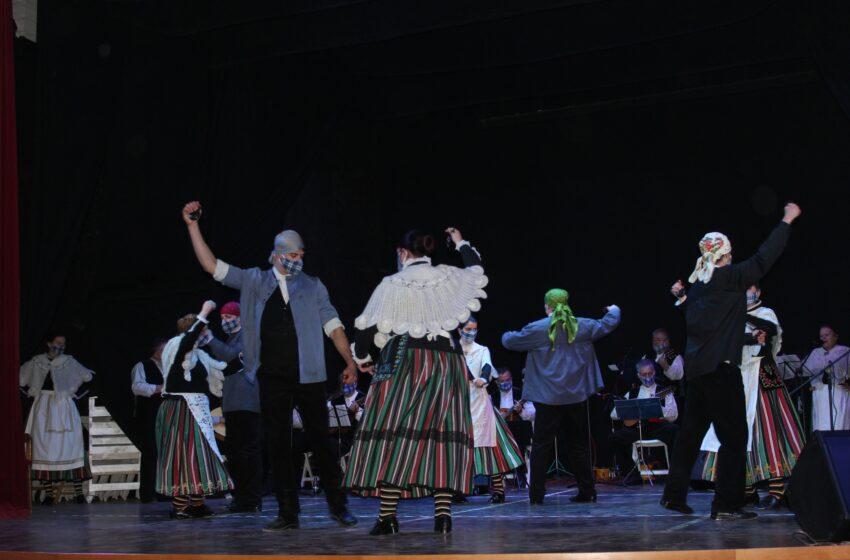 El folclore vuelve a Villanueva de los Infantes de la mano de la Asociación Cruz de Santiago