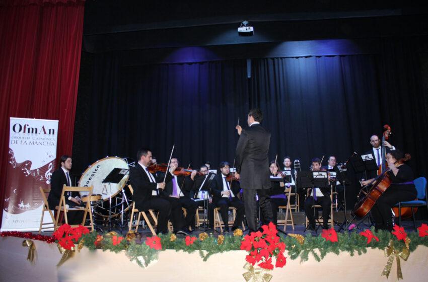 La OFMAN regresa como cada Navidad a Villanueva de los Infantes con la Gran Gala de Navidad y Año Nuevo