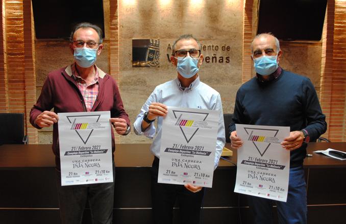 Valdepeñas celebrará su Media Maratón para federados y otra de manera virtual