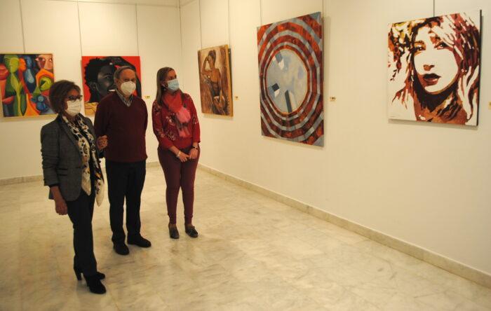 Exposición de pintura de la Asociación Pintores D'Artes