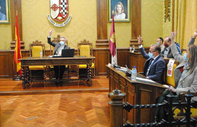 El Pleno de Valdepeñas aprueba un nuevo paso para el vial norte del Plan de Tormentas