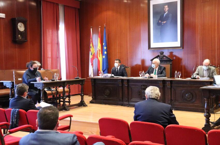 Celebrado el Pleno ordinario de Manzanares