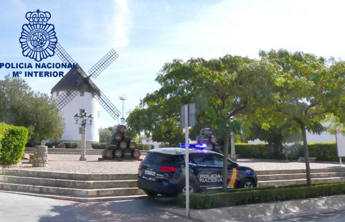Policía Nacional de Valdepeñas