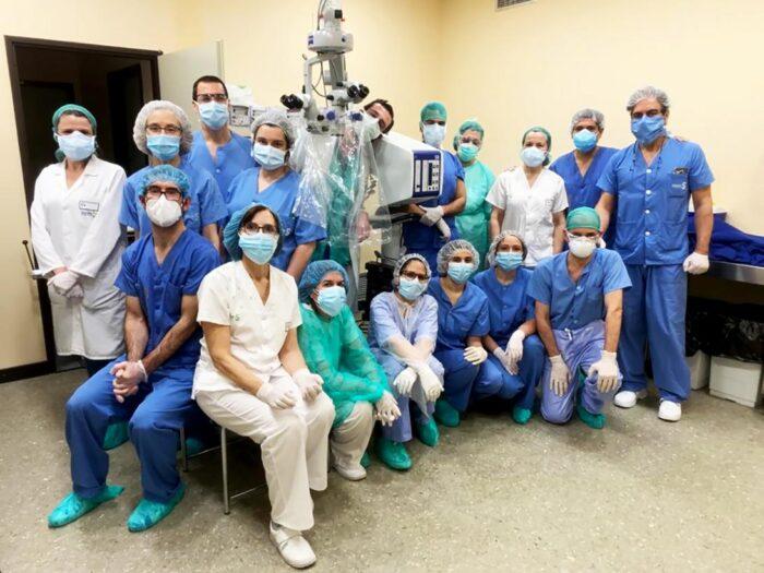 Servicio de Oftalmología