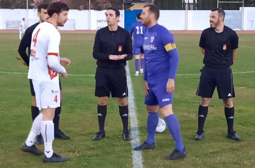 C.D. Valdepeñas – 1 / Daimiel Racing Club – 0: Primera victoria en casa