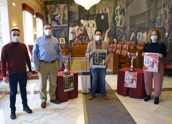 El Trofeo Diputación Provincial de Balonmano 2020 se disputará en las categorías juvenil masculino y femenino