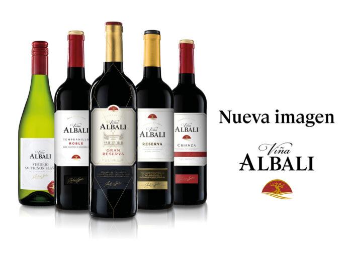 Renovación de la  marca 'Viña Albali'
