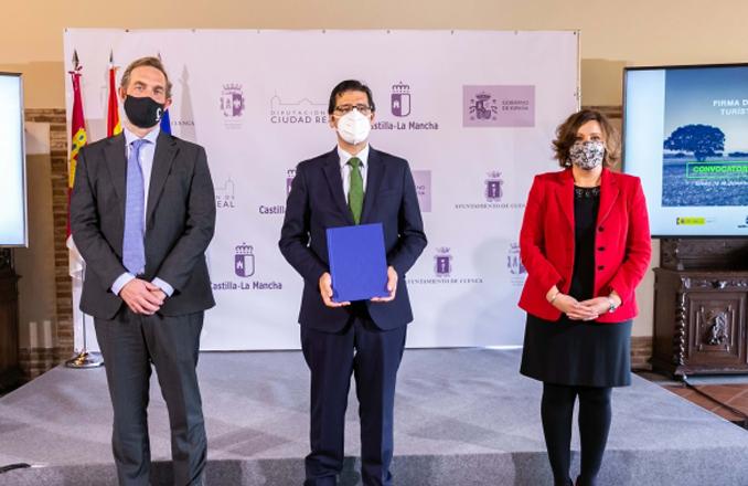 La Diputación comienza a trabajar en el Plan de Sostenibilidad Turística de Cabañeros con posibilidades reales de afrontar el reto demográfico