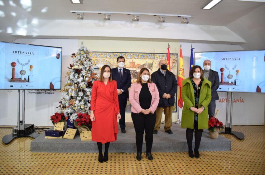 El Gobierno de CLM lanza una campaña de promoción para fomentar la compra de artesanía regional durante estas navidades