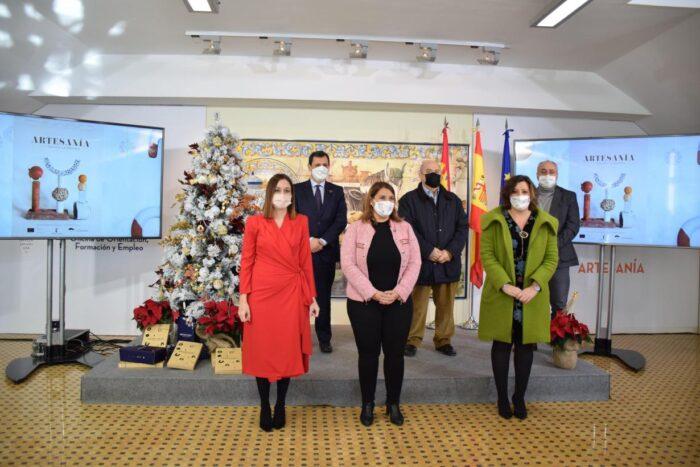 Campaña 'Esta Navidad, regala artesanía de Castilla-La Mancha. Acertarás'