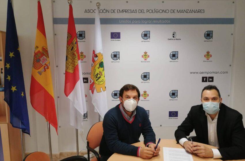 AEMPOMAN seguirá contando con el apoyo del Ayuntamiento de Manzanares