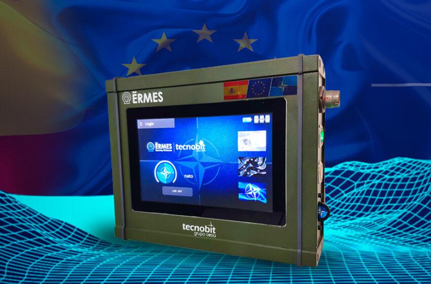 Tecnobit-Grupo Oesía trabaja en un avanzado cargador de claves válido para dominios de seguridad nacionales, OTAN y UE