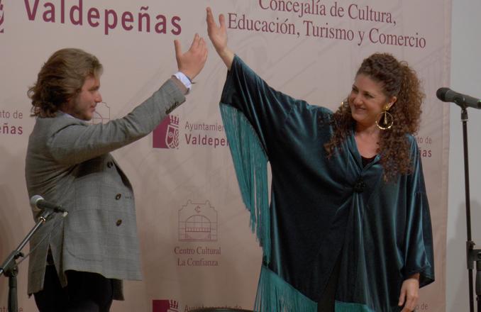 El Centro Cultural «La Confianza» acogió el XLI Festival de Arte Flamenco