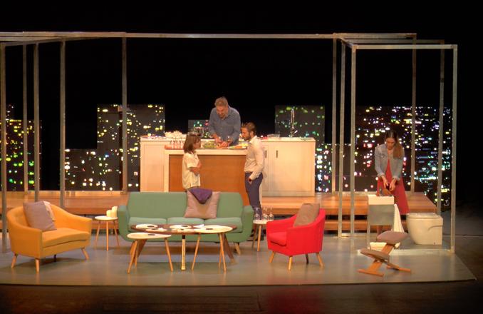 El Teatro Auditorio Municipal 'Francisco Nieva' acogió la comedia 'Perfectos desconocidos'