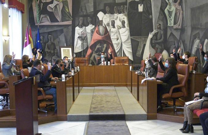 El Pleno de la Diputación hace historia y aprueba por unanimidad unos presupuestos que responden a necesidades y nuevos retos
