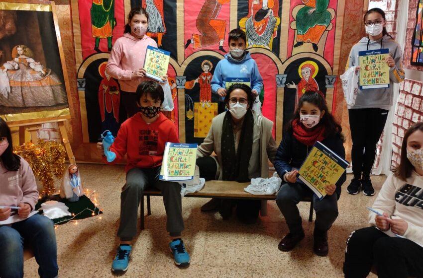 Manos Unidas de Valdepeñas celebra el X Concurso de Tarjetas Navideñas de manera online