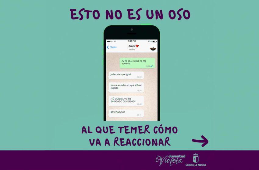 Juventud CLM inicia el año con una campaña en redes sociales para concienciar a los jóvenes contra la violencia de género