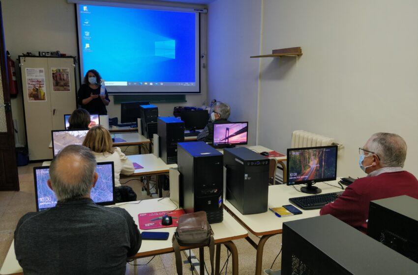 La Universidad Popular de Manzanares mantiene su actividad con clases presenciales y online