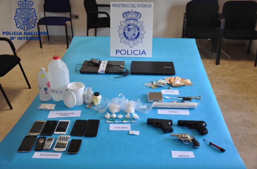 La Policía Nacional ha desarrollado la Operación Verge en Valdepeñas