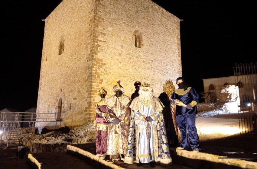 Terrinches vivió una cabalgata de Reyes Magos muy especial y diferente