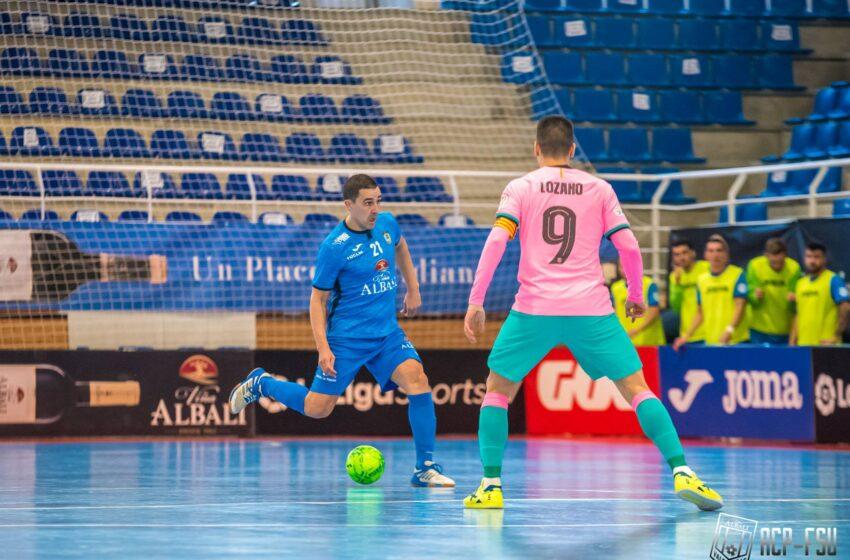 Levante UD F.S. – Viña Albali Valdepeñas: Comienzo de año con visita a Paterna