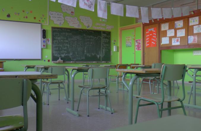 Abierto el periodo de admisión de alumnos para el curso 2021/22 en el colegio Lucero