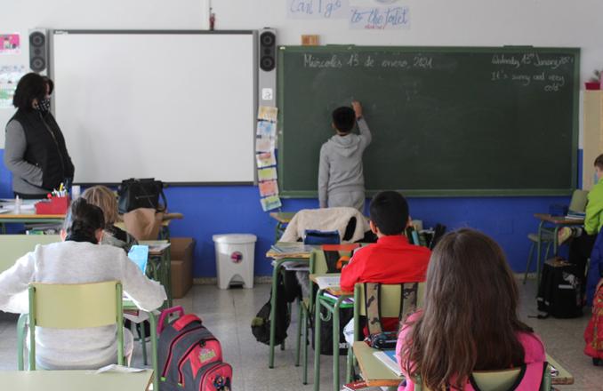 El Gobierno regional subraya que la normalidad ha presidido la vuelta a clase en los colegios e institutos de la provincia de Ciudad Real