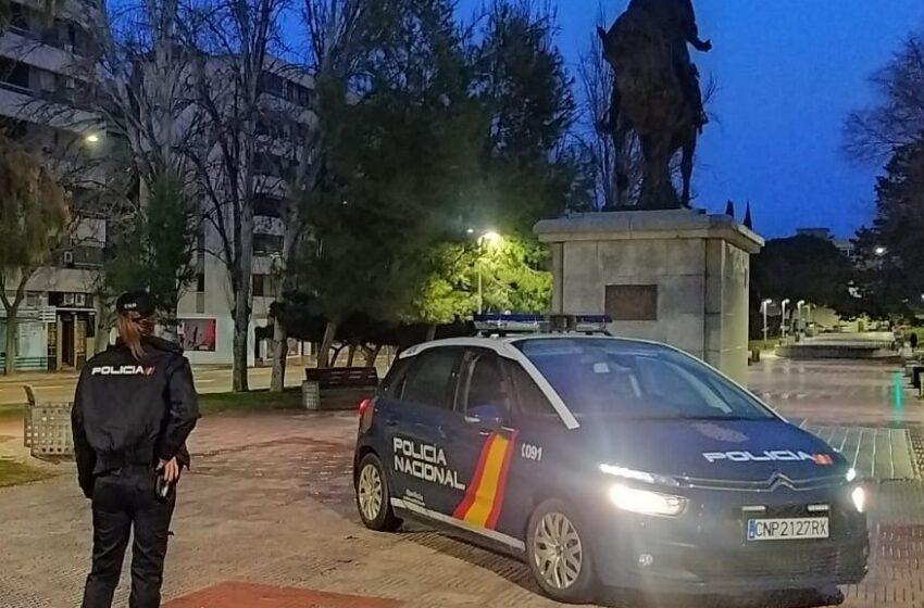 Un Policía Nacional jubilado sufre un robo con intimidación en Ciudad Real y persigue al autor hasta que es detenido