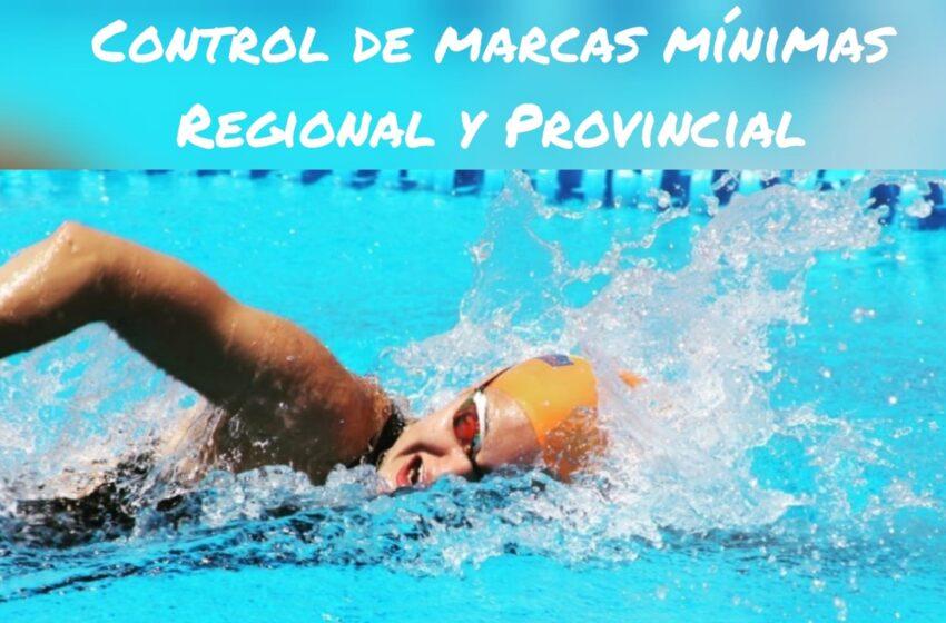 El complejo deportivo de Los Llanos acogerá este sábado el primer control de marcas de natación