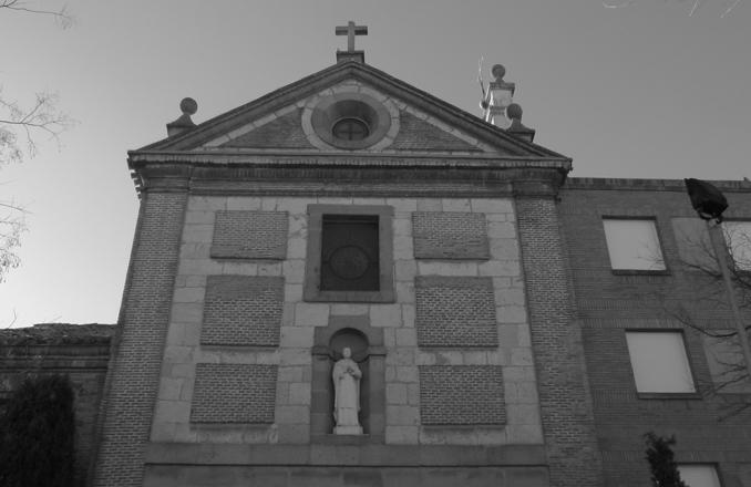 Lo que esconde Valdepeñas… Capilla de Ntro. Padre Jesús Nazareno Rescatado del Convento PP Trinitarios (parte 1)