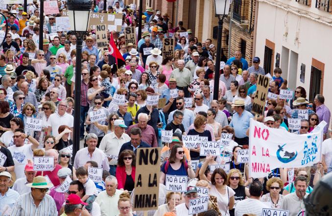 La sentencia del Tribunal Superior de Justicia de Castilla-La Mancha demuestra que el proyecto de minería de tierras raras en Ciudad Real es incompatible con la protección del medio ambiente