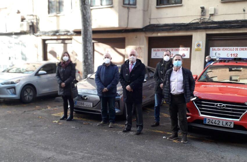 El Gobierno de CLM renueva parte del parque móvil de Ciudad Real con 19 vehículos eficientes