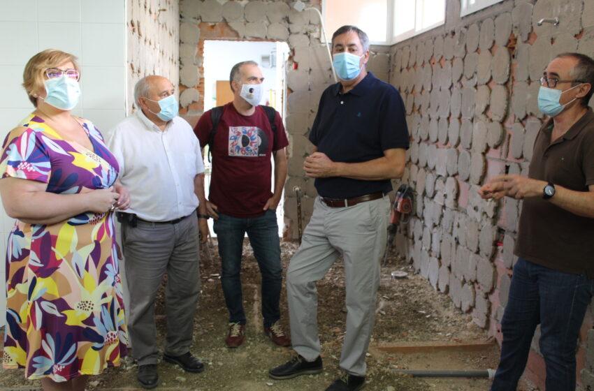 El Gobierno de García-Page destina más de 309.000 euros a obras de mejora en 36 centros de primaria y secundaria de Ciudad Real