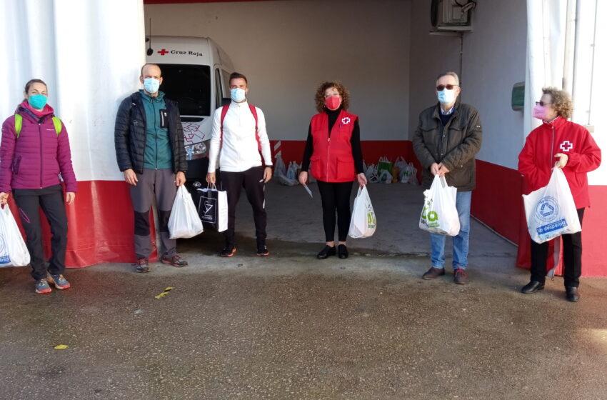 El IES  Francisco Nieva de Valdepeñas reconoce la labor realizada por Cruz Roja