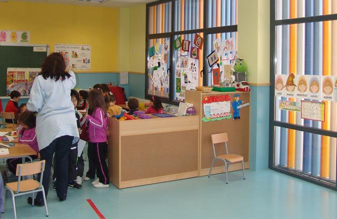 El 16 de febrero y el 5 y 30 de abril, días lectivos recuperados en Valdepeñas por Filomena
