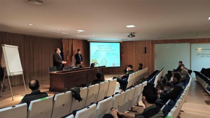"Curso de ""Técnicas de Comunicación Profesional para Agentes Medioambientales"""