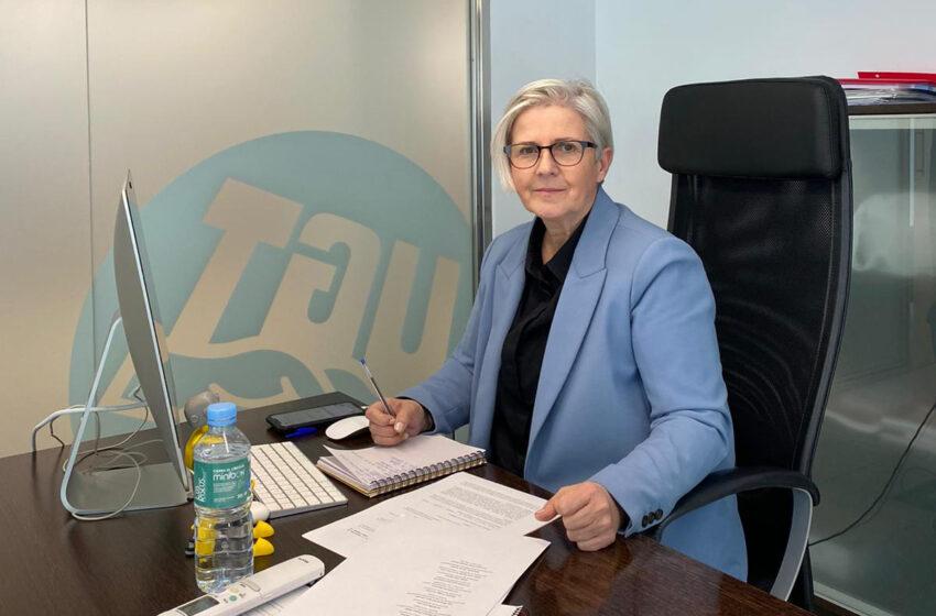 Carmen Campoy es reelegida secretaria general de la Federación de Servicios Públicos de UGT CLM