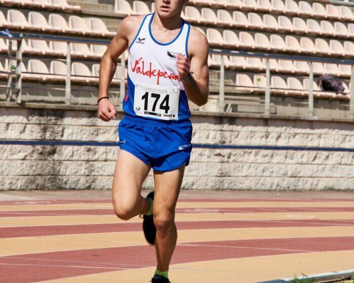 Siete atletas del Valdepeñas Athletics Club en Antequera