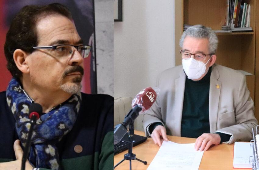 Santiago Redondo, ganador del premio 'Ciega de Manzanares'