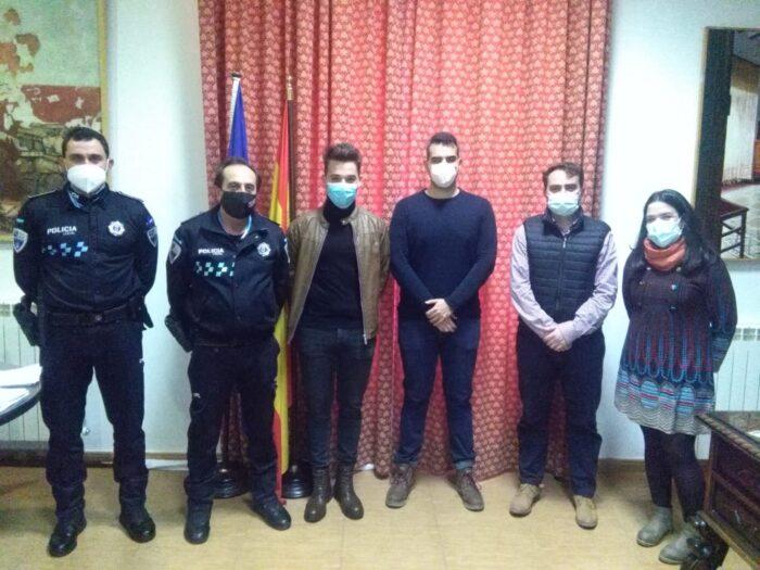 Incorporación de nuevos policías