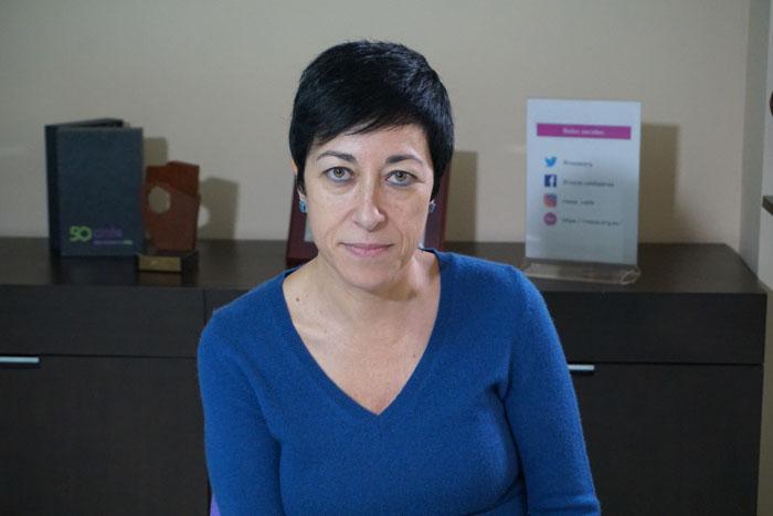 """Amnistía Internacional lanza un nuevo informe """"La otra pandemia"""" participando como pacientes la asociación Rosae de Valdepeñas"""