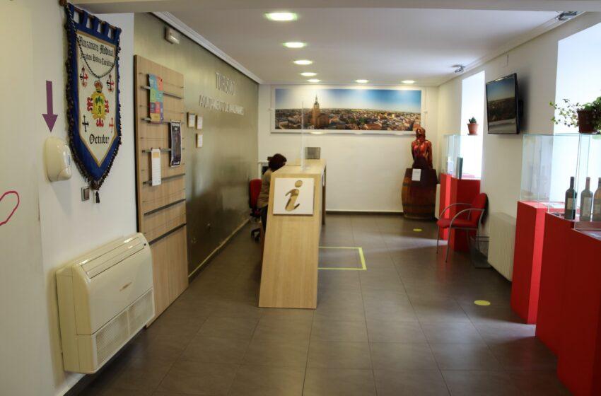 La Oficina de Turismo de Manzanares supera la evaluación de buenas prácticas frente al COVID