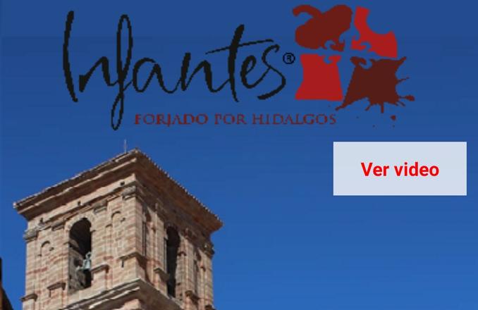 La Concejalía de Turismo anima a los vecinos a descargarse en el móvil la aplicación Navi-Ruta para conocer más a fondo el patrimonio de Villanueva de los Infantes