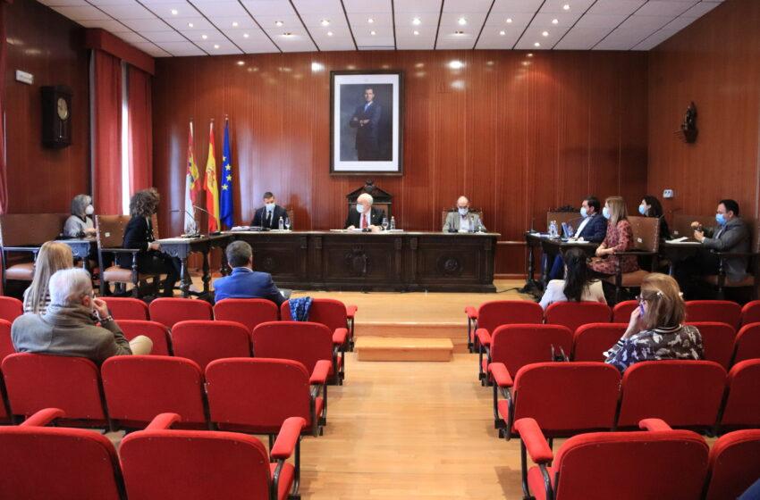 Sesión ordinaria del Pleno de Febrero en Manzanares