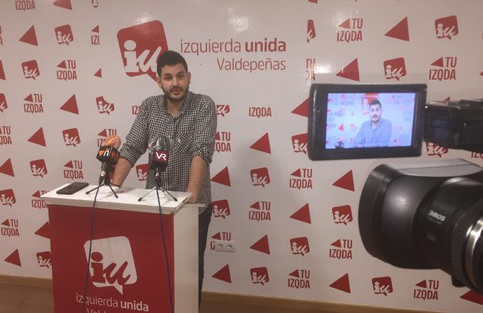 Izquierda Unida pide medidas urgentes para frenar el imparable aumento del desempleo en Valdepeñas